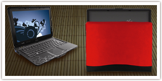Leather Laptop Covers  HP Touch Smart TX2Z
