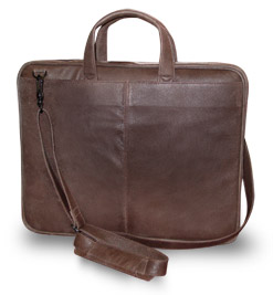 Leather computer cases,leather laptop cases, leather laptop bags ...Leather Laptop Briefcases for Apple Computer - Naples
